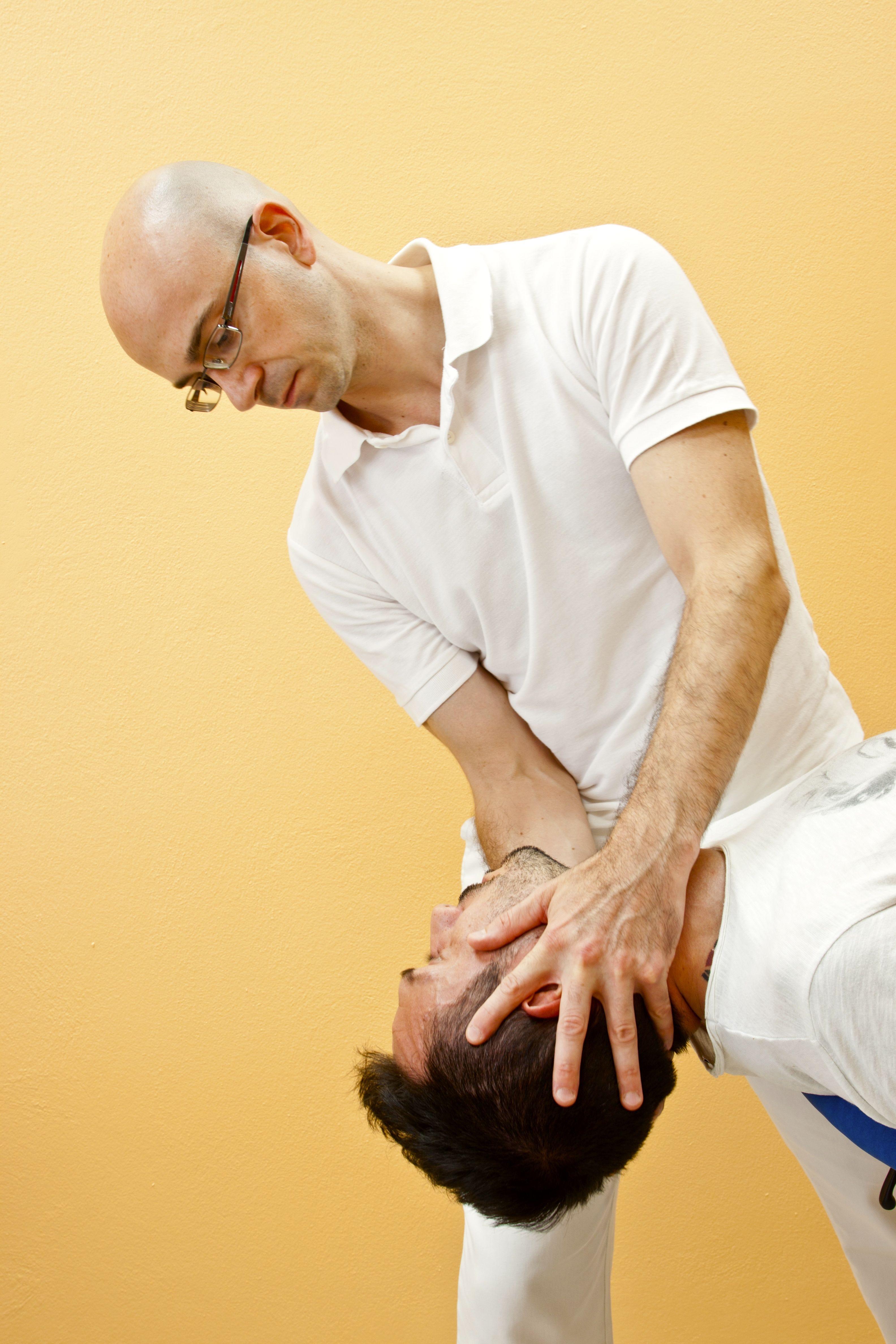 Dott Francesco Ballardin riabilitazione vestibolare 36